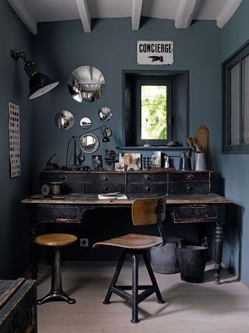 10 rustic modern workspaces {the milk crate – volume 1} | dailymilk