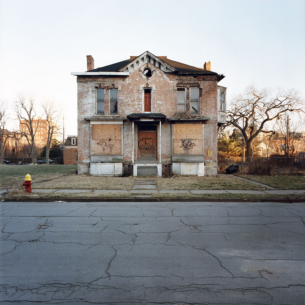 100 abandoned houses in detroit by kevin bauman dailymilk for 100 houses