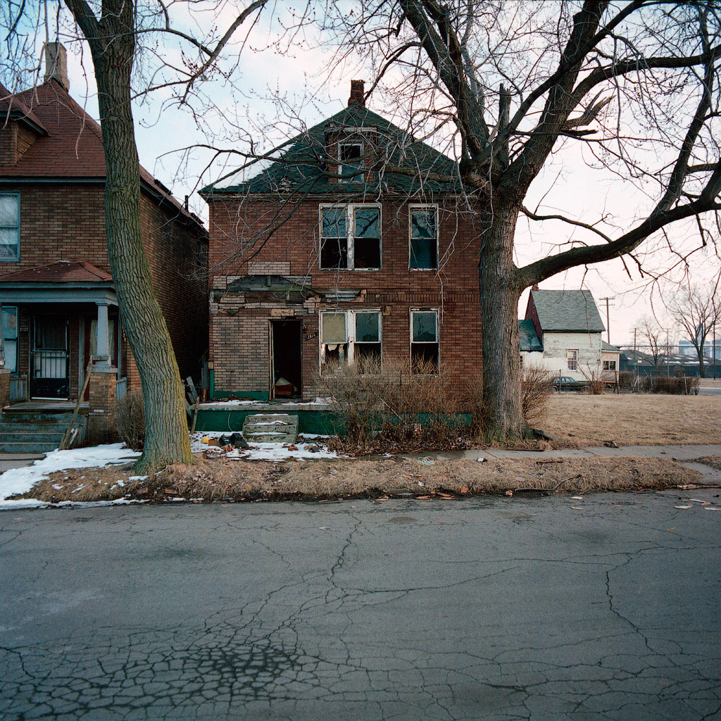 100 Abandoned Houses In Detroit By Kevin Bauman Dailymilk