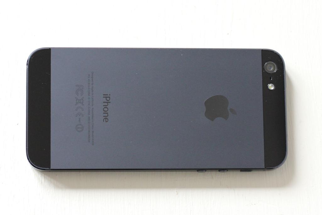 iphone 5 metal back