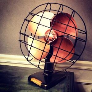 vintage kenmore fan