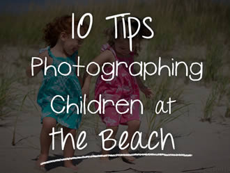 tips on photographing children