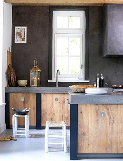 concrete-kitchen
