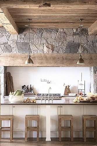 rustic-beams-kitchen