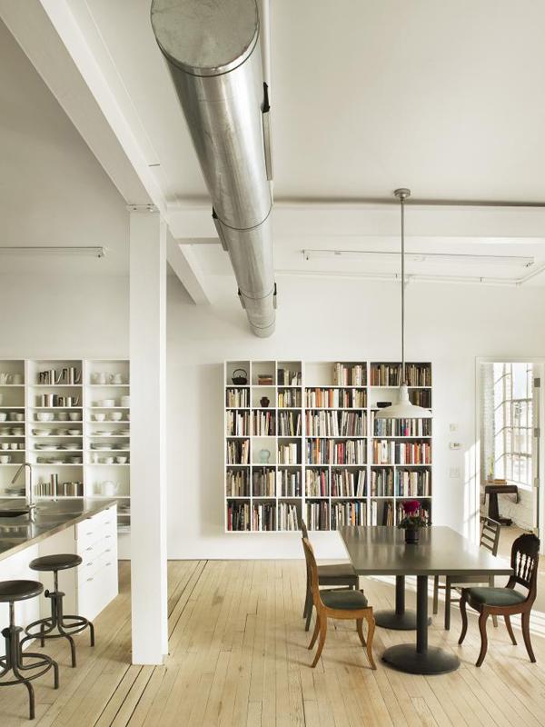 white-grid-bookshelves