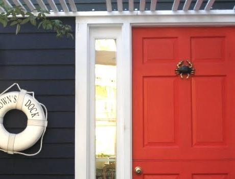 crab-door-knocker-red-door