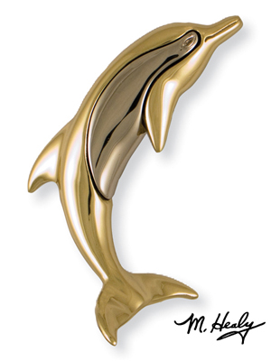 dolphin-door-knocker-brass