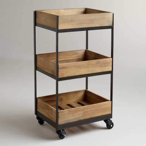 wood-steel-cart-for-office