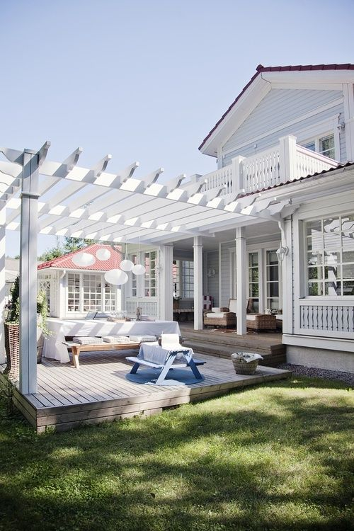 44 Amazing Ideas For Your Backyard Patio And Deck Space