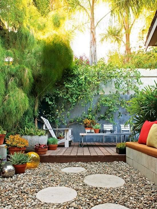 Lifestyle dailymilk for Outdoor patio inspiration