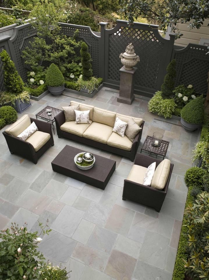44 amazing ideas for your backyard patio and deck space for Best backyard patio designs