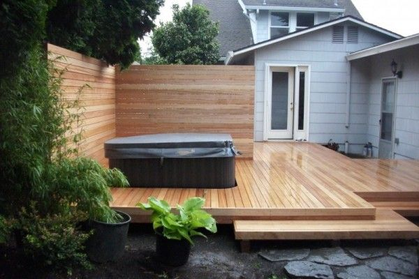 ... Outdoor Patio Deck Inspiration Posted On Daily Milk (